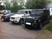 Mercedes-Benz G-Class,  G63 AMG,  G55 AMG,  G500.