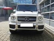 Встреча из роддома в городе Астана на Mercedes-Benz G-Class,  G63 AMG,