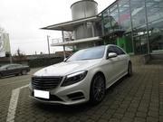 Лучший день рождения в городе Астана на Mercedes-Benz S-Class W222 Lon