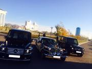 Лимузин Excalibur Phantom в городе Астана.