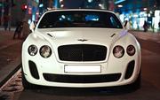Bentley Continental Flying Spur в городе Астана.