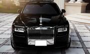 Rolls Royce Phantom с водителем в городе Астана.